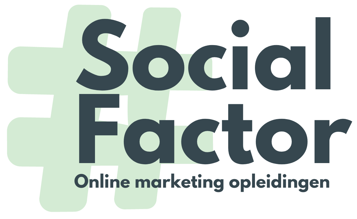 SocialFactor marketing opleiding